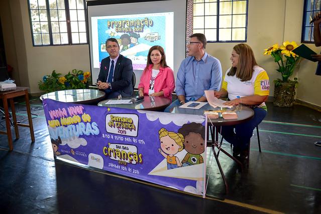 Prefeitura divulga programação do Dia das Crianças