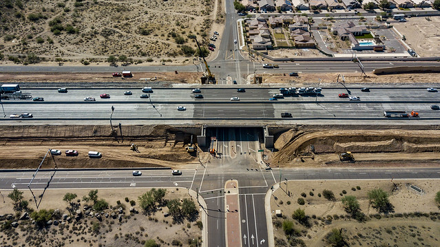Loop 101: Miller Road & 7th Street Overpass