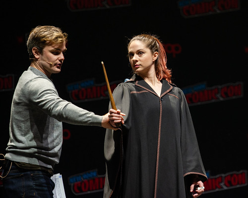 New York Comic Con 2019: Harry Potter and the Cursed Child | by Kendall Whitehouse