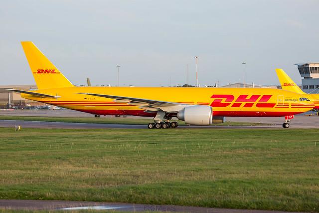 D-AALM Boeing 777-FBT DHL - AeroLogic
