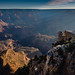 Sunrise over the Grand Canyon, Yavapai Point, South Rim, Arizona, USA