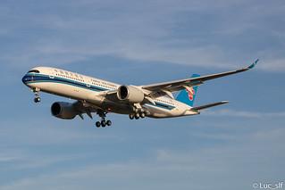 A350-941 China Southern // F-WZNB