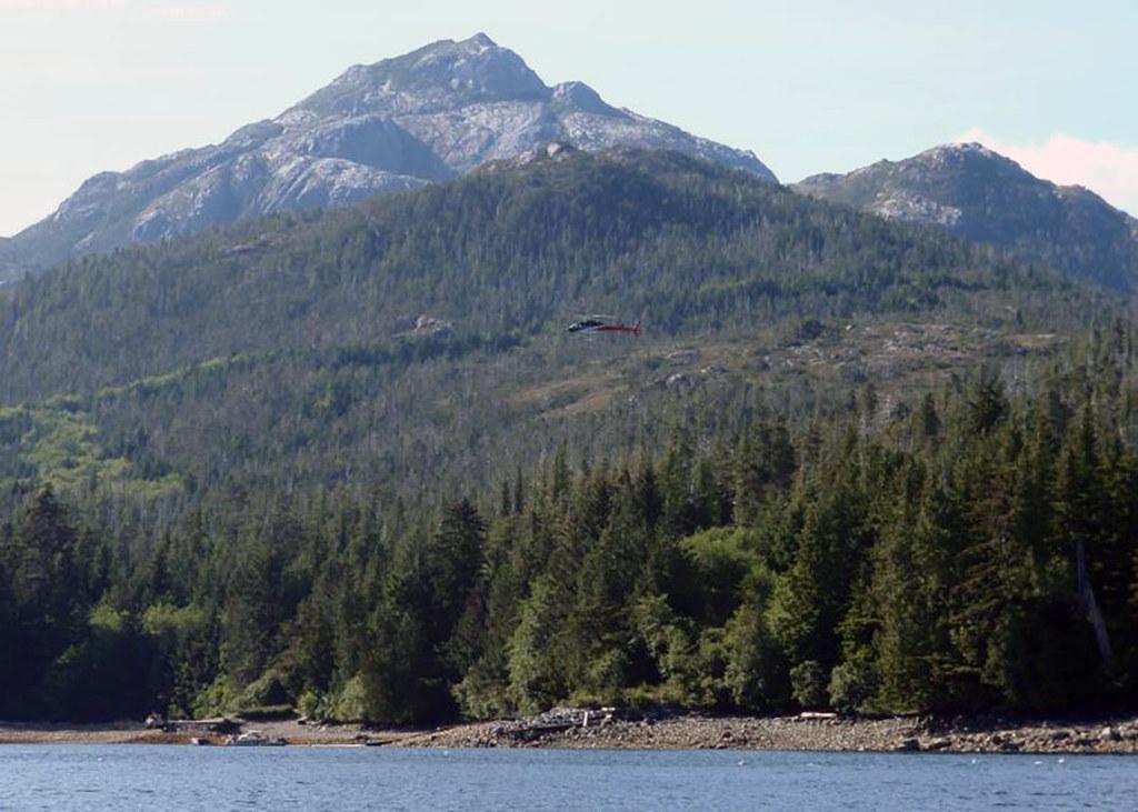 BokanMounta in Alaska