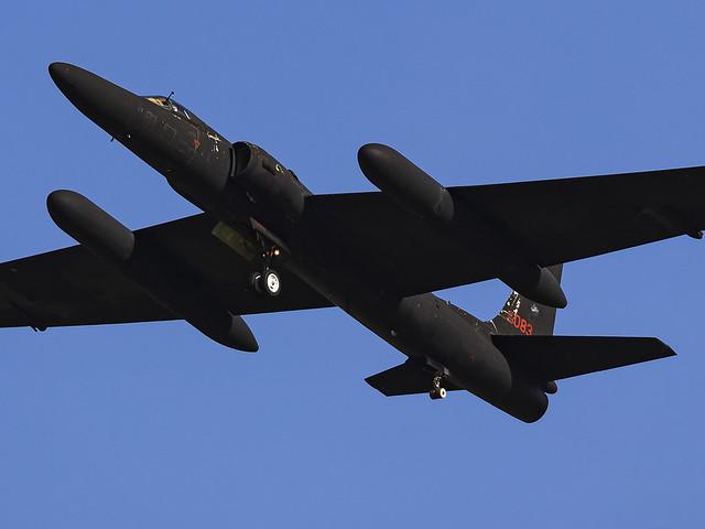 United States Air Force | Lockheed U-2S | 80-1083