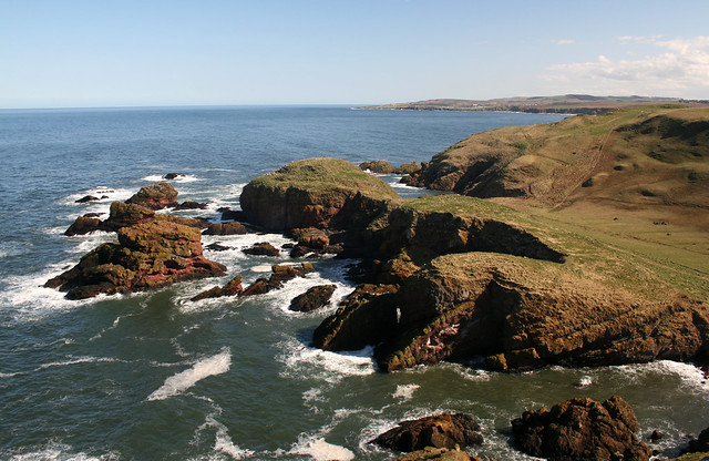 View from St Abbs Head