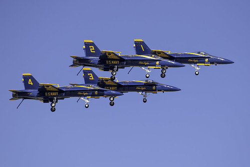 Dirty Profile of the Blue Angels