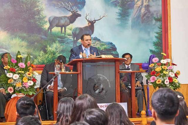 3er Encuentro de Coros del Sector N°1 en  Iglesia Arica 11 septiembre