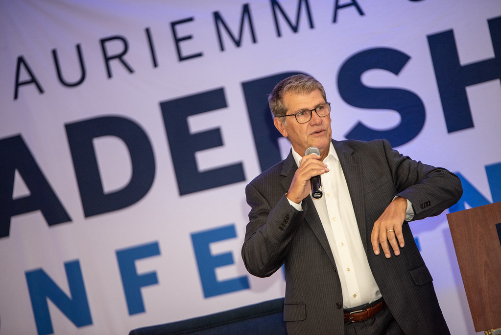 Geno Auriemma's Leadership Conference