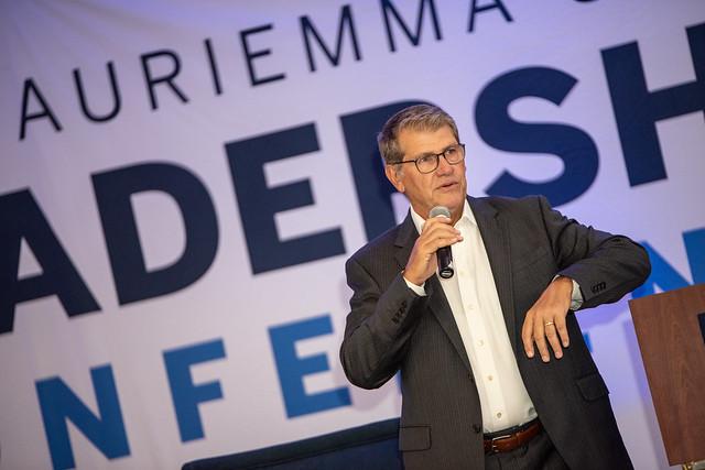 Geno Auriemma UConn Leadership Conference 2019