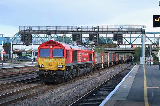 DB Cargo Class 66 66136