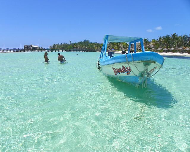 Isla Mujeres, la mejor playa que ver en Riviera Maya