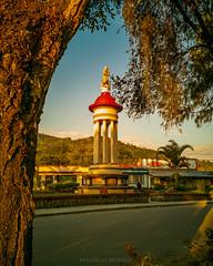 Monumento de la Virgen del Carmen Líbano Tolima