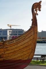Viking shipyard