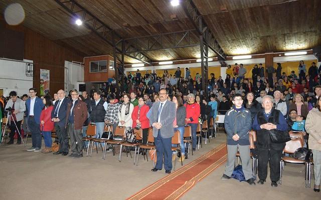 Eucaristía de inicio SEMANA DE LA FAMILIA 2019
