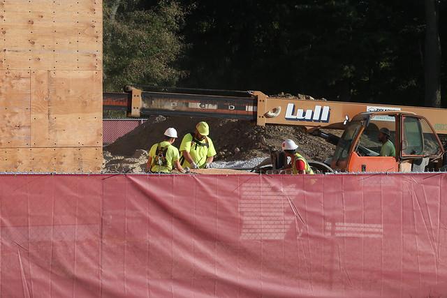Construction Update: September 29 - October 5