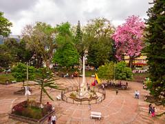 Parque Principal Líbano Tolima