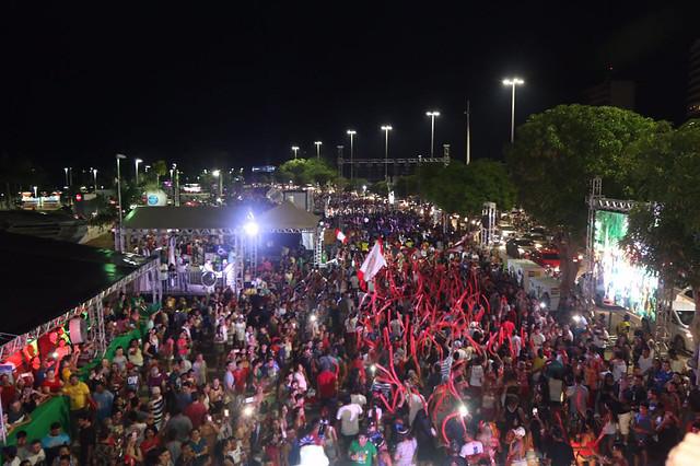 09.10.2019 Ponta Negra foi palco de 230 eventos de janeiro a setembro deste ano