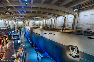 """Das Boot"" In The Flesh; U-505; Museum of Science & Industry; Chicago"