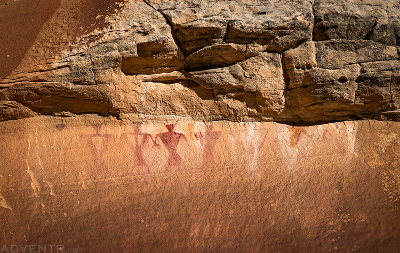 Red Pictographs