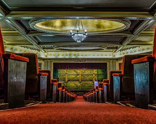 Zeiterion Theatre, New Bedford, MA