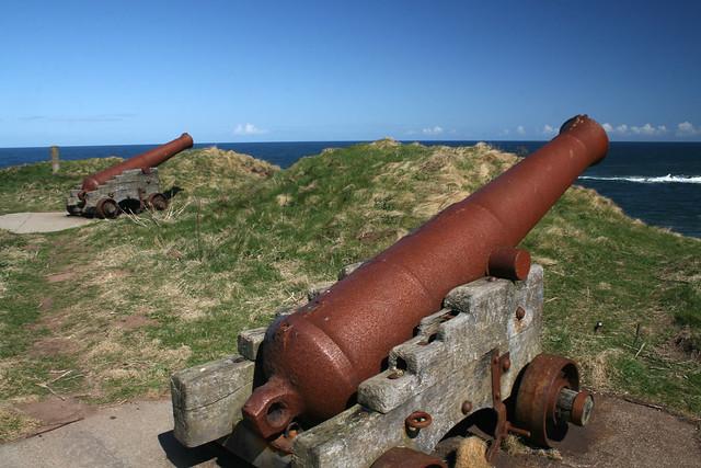 Corn Fort, Eyemouth