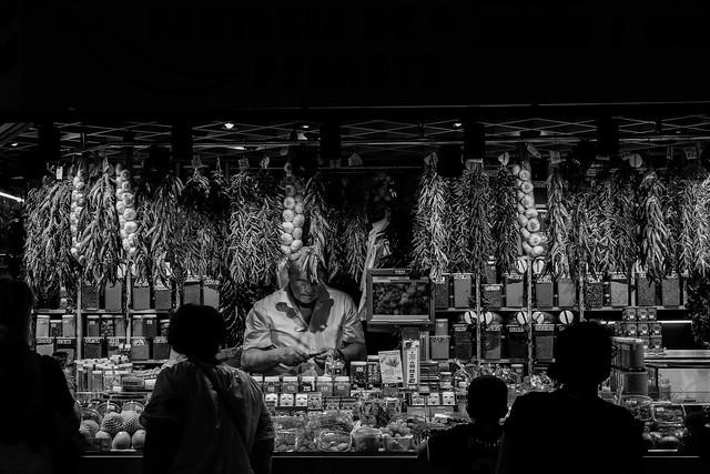 Market   Barcelona   España