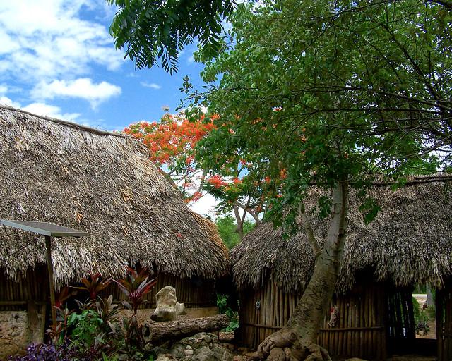 Aldea Maya de Ahau Chooc