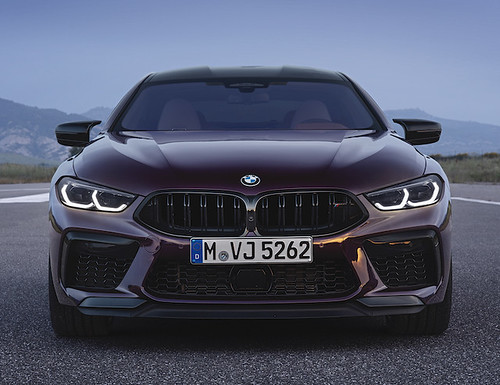 2020 BMW M8 Gran Coupe Competition Photo
