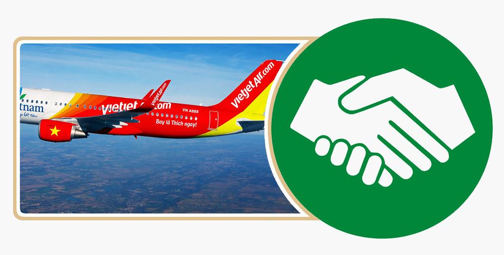 Vietjet Air Vé máy bay giá rẻ Cần Thơ 0915326788