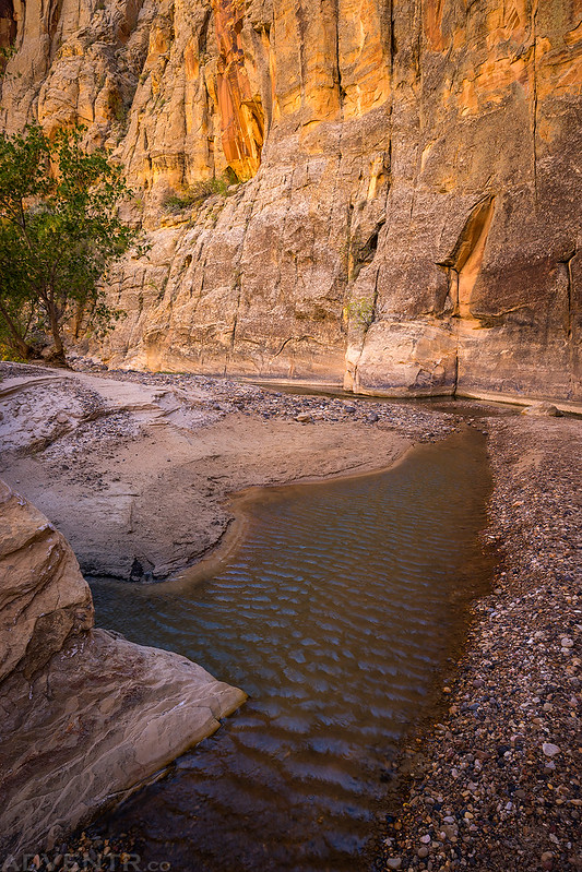 Escalante River Ripples