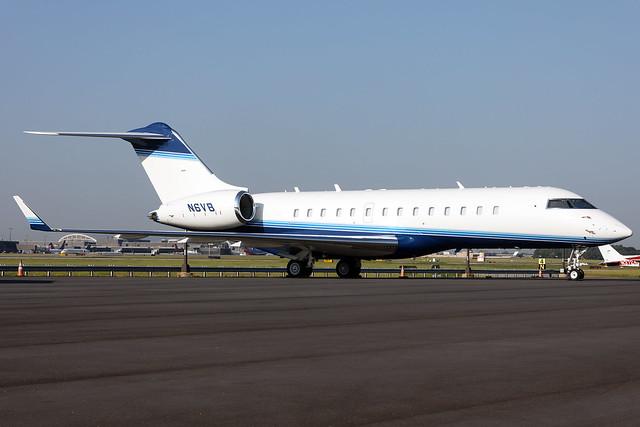 N6VB - Bombardier Global 6000 - KATL - Sep 2019