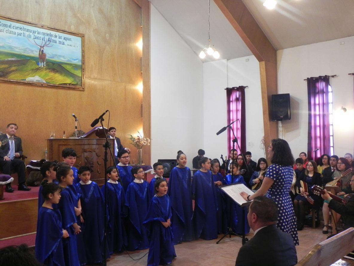 Unidos para agradecer en Punta Arenas