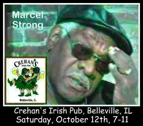 Marcel Strong 10-12-19