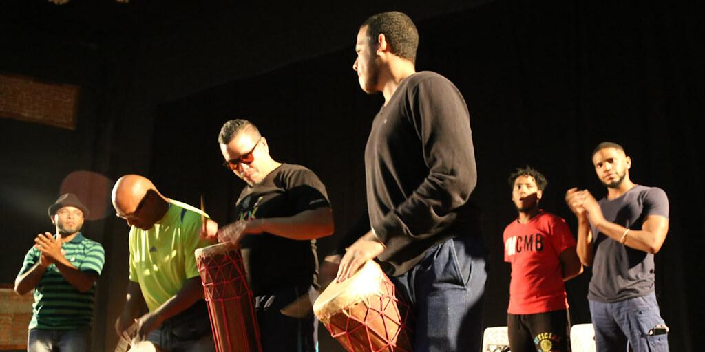 Encuentro de percusionistas de África insta a fortalecer la Venezuela pluricultural