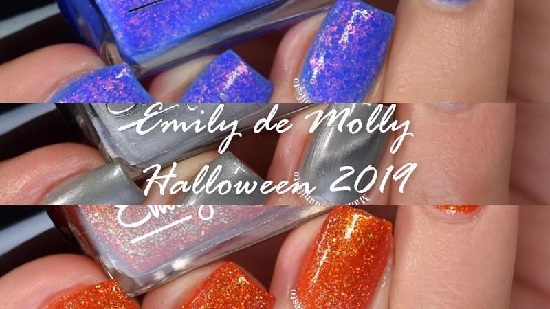 Emily De Molly Halloween Trio