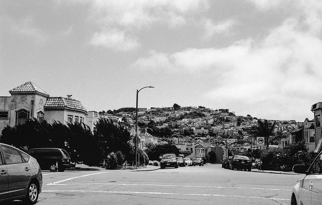 Geneburn Street, San Francisco