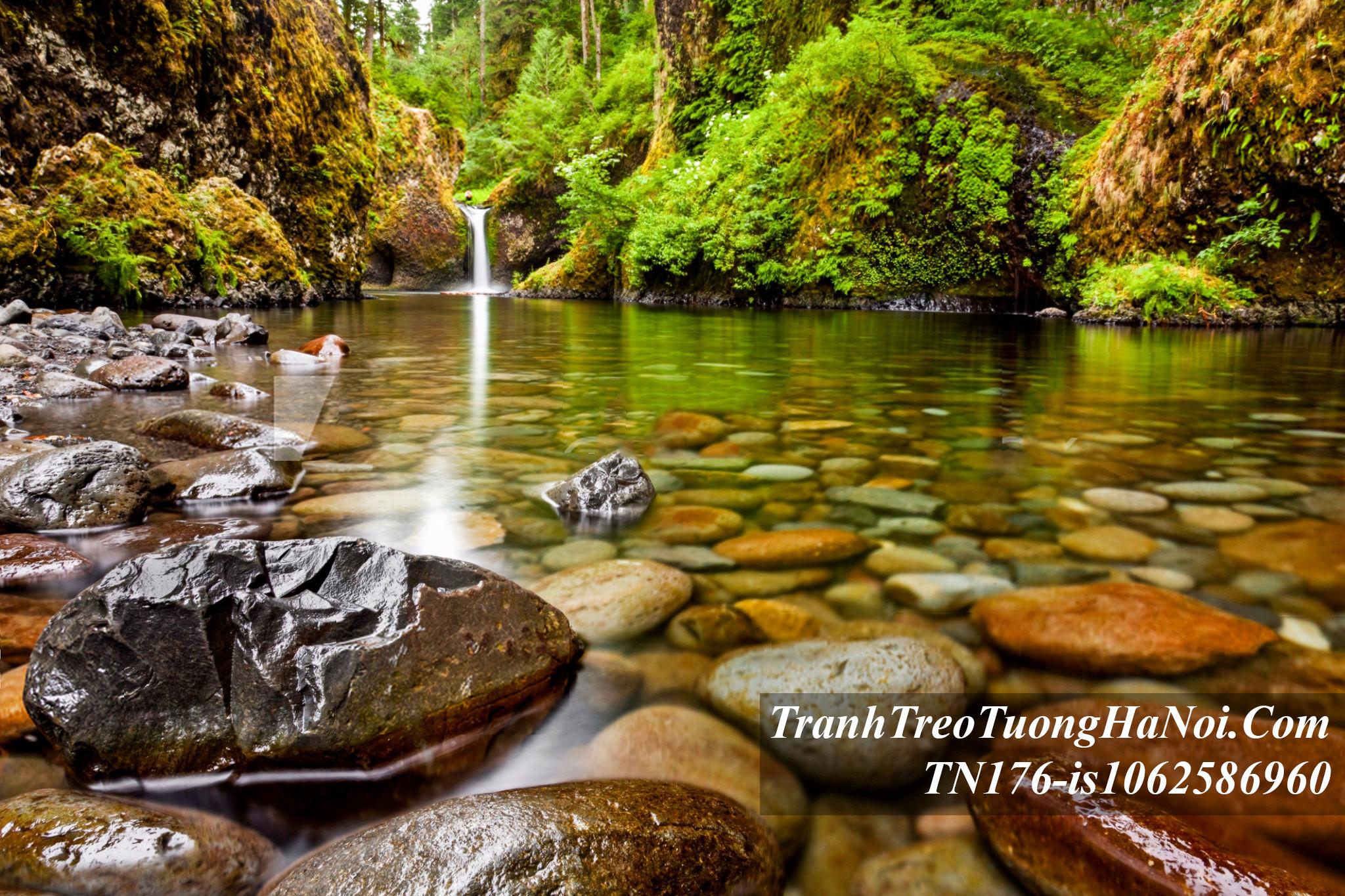 Tranh nuoc chay da suoi trong vat amia TN176-is1062586960