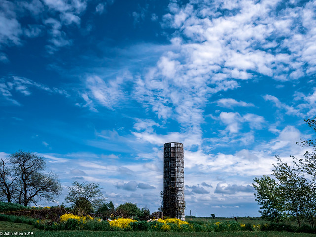 SILO & SKY :::: Coopersville, Michigan