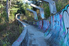 Olympic Bobsleigh and Luge Track - Sarajevo, Bosnia and Herzegovina by russ david