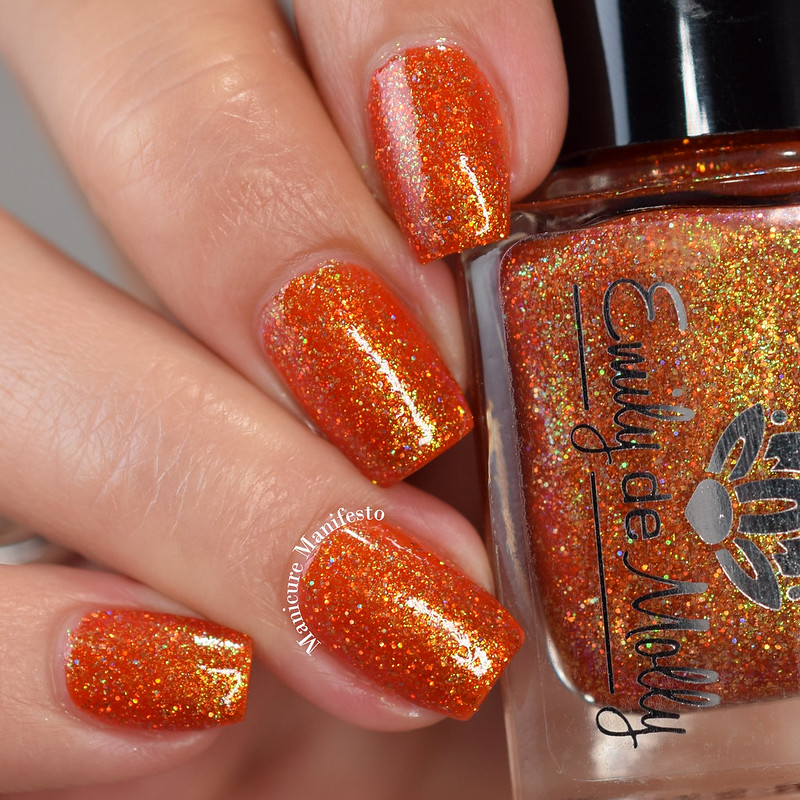 Emily De Molly In Madness We Shall Reign swatch