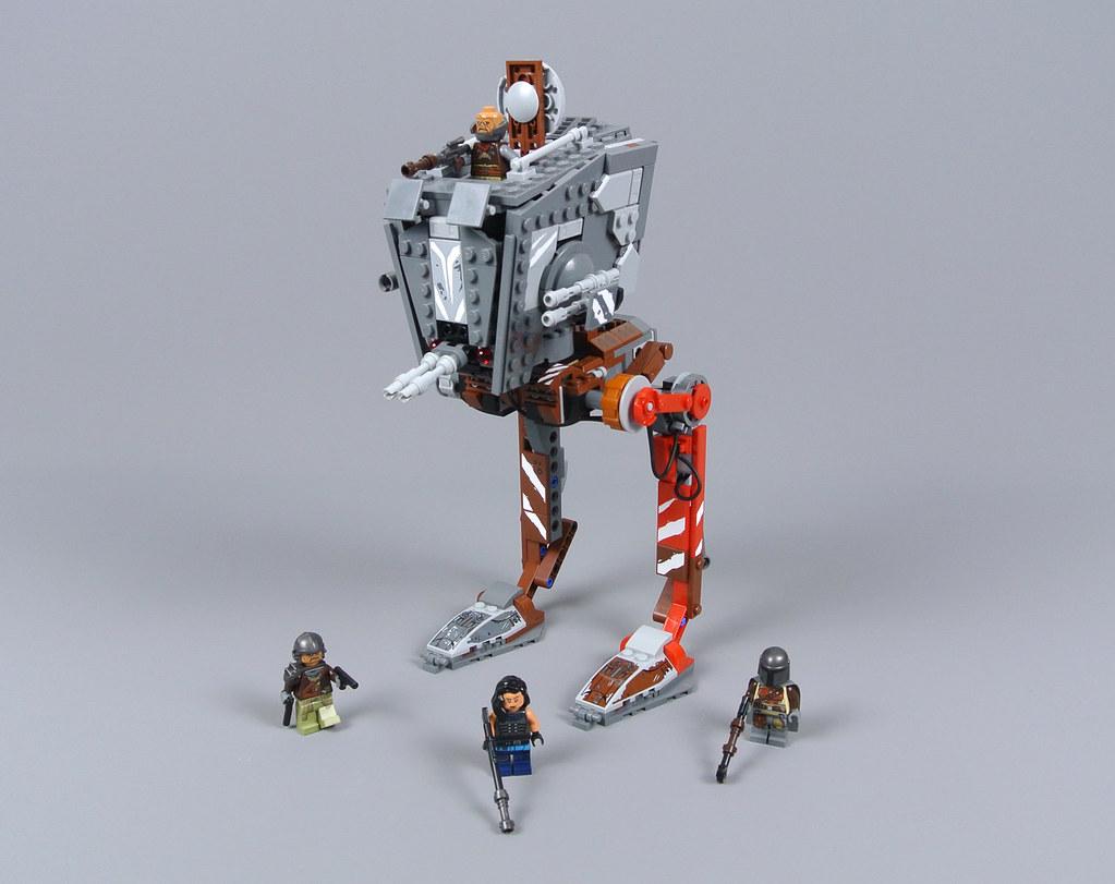 Lego® Star Wars Minifigur Cara Dune aus Set 75254 Neu