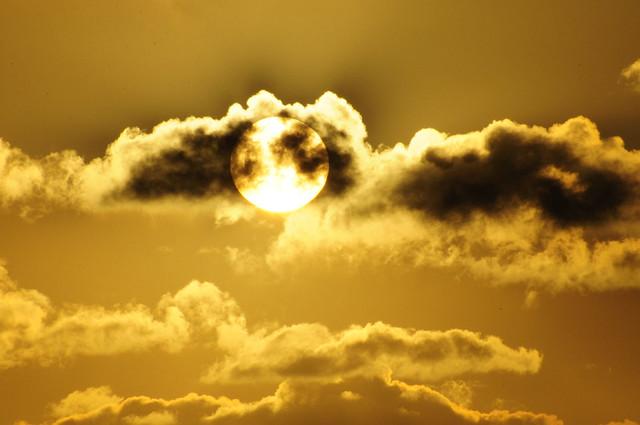 Morning Sun no.3 - Texas Coast