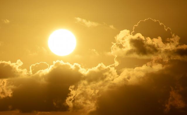 Morning Sun no.5 - Texas Coast