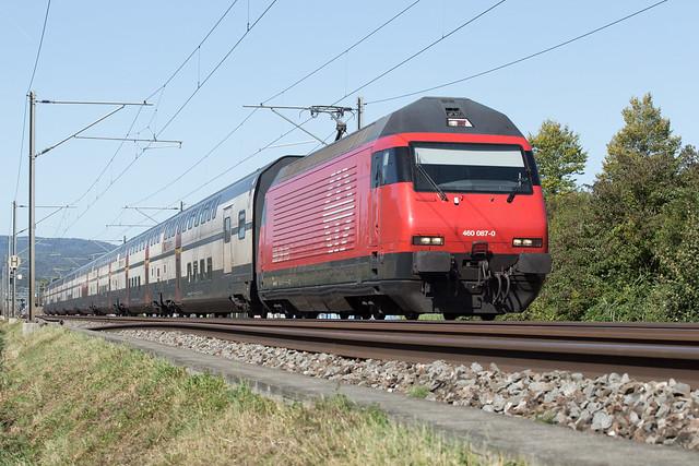 SBB Re 460 087 Sissach