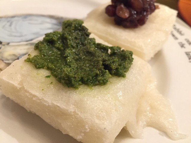Pesto Mochi
