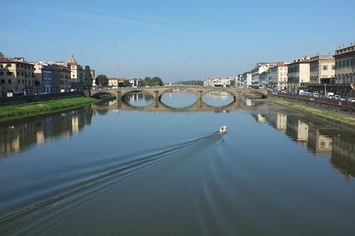 Florenz, Ponte alla Carraia