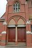church australia victoria castlemaine unitingchurch door entrance