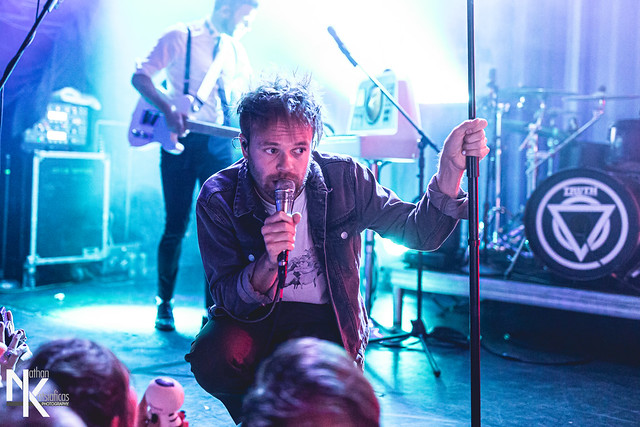 Enter Shikari @ Bowery Ballroom (NYC) on September 30, 2019