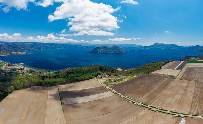 洞爺湖空拍|Hokkaido 北海道