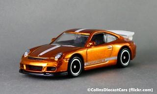 /'17 MATCHBOX PORSCHE 911 GT3 NEW IN BOX BEST OF MATCHBOX SERIES